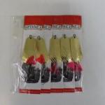 Блесна Spoons Spinners 19гр №211 [12076]                            ОСТАТОК: 0шт.