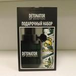 Набор подар. муж. Detonator Of Emotion (туал. вода+дезод.) [22833]                            ОСТАТОК: 8шт.