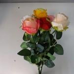 Бутон розы одиночный 131,13 [27307]                            ОСТАТОК: 0шт.